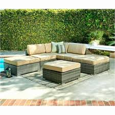 round metal patio furniture luxury post