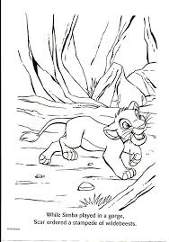 Disney coloring pages the lion king coloringstar. Free Printable The Lion King Coloring Pages