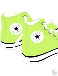 converse shoes clipart. #fashiondesign #style #sketch #croqui #fashionillustration #girl #shoes # sneakers converse shoes clipart c