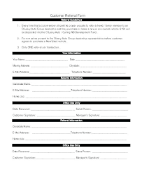 Customer Information Template Customer Form Template Customer Feedback Form Template