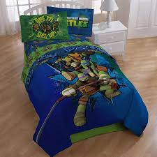 Nickelodeon Teenage Mutant Ninja Turtles Twin or Full Comforter, 1 Each