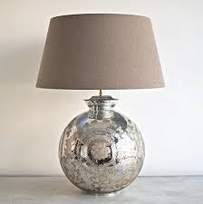 full size of lamp sampler mercury table lamps large silvered glass in lighting off white pink