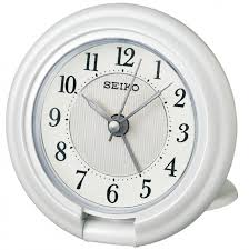 seiko travel alarm clock