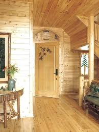 pine walls cottage tongue and groove painting knotty paneling unite
