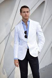 Best 25+ White mens blazer ideas on Pinterest | Mens white slacks ...