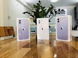 iPhone 11 New Seal Chính Hãng FPT Đà Nẵng - 15.490.000đ