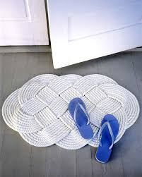 Braided Doormat | Martha Stewart