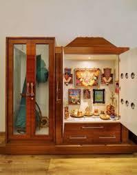 wooden furniture mandir design