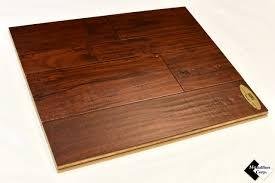 medallion corporation 1 2 multi width engineered distressed wide leaf acacia bridle hardwood flooring