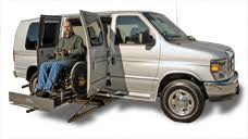 wheel chair lift for van. Nor-Cal Full Size Ford Drop Floor Wheelchair Conversion With Platform Lift Wheel Chair For Van L