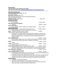 Inspirational Lifeguard Resume With No Experience Resume Ideas