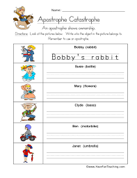 Punctuation Worksheets | Have Fun Teaching