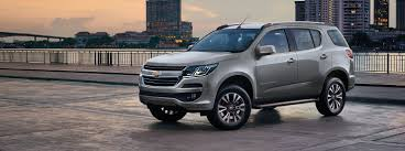 Trailblazer 2017: 7 Seater Family SUV Overview | Chevrolet SA
