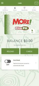 pita pit uae on the app