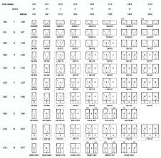 Andersen Window Sizes Chart Best Picture Of Chart Anyimage Org