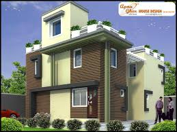 duplex house front elevation designs ideas with plans images
