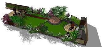 Small Picture Garden Design Software Sketchup izvipicom