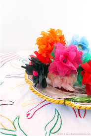 How To Make Flower Using Crepe Paper How To Make Paper Flowers In 5 Minutes Using Crepe Paper