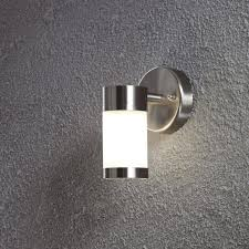 outdoor wall mount motion sensor light modern stainless steel led mounted lighting ideas with activated li home designs image of exterior lights coach
