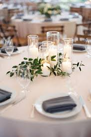 Image Christmas Wreaths Simple Greens Southern Living Beautiful Centerpieces Created With Candles