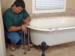 diy clawfoot tub shower. step 4 diy clawfoot tub shower