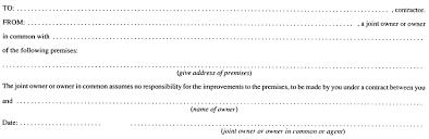 owner responsibility form r r o 1990 reg 175 general