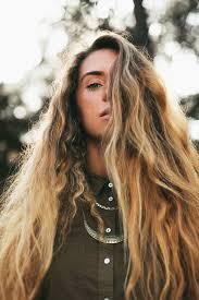 Langes Haar Bekommen