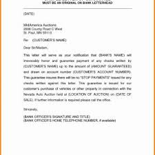 Is There Need For Address In A Letter From A Guarantor Inspirationa ...