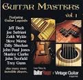 Guitar Masters, Vol. 1