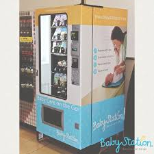 Baby Vending Machine Fascinating Savvy Mom Of 48 Introduces New Vending Machines
