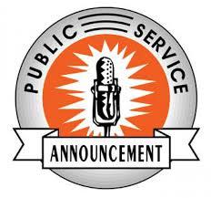 Public Service Announcements (PSA)