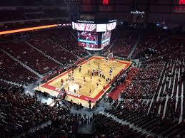Pinnacle Bank Arena Basketball Seating Chart Pinnacle Bank Arena Nebraska Cornhuskers Stadium Journey