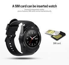 Đồng hồ thông minh Smartwatch V8 - Đồng hồ điện thoại giá rẻ
