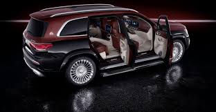 The maybach gls is the luxury marque's first entry into the crossover segment. Pricing Announced For All New Mercedes Maybach Gls Wardsauto