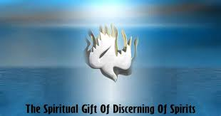 the spiritual gift of discerning of spirits