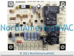 oem york luxaire coleman heat pump defrost circuit board 031 09104 image 1