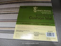Cushioned Kitchen Floor Mats The Chefs Kitchen Resilience Cushion Mat