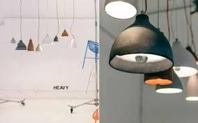 decode lighting. Designer Benjamin Huberts Concrete Pendants For Decode Lighting. White,  Light Grey, Dark Terracotta Decode Lighting