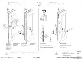 Schüco Getriebe Kammergetriebe 223285243033 Din Ls Aluminiumfenster