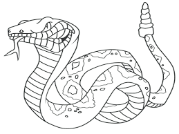 Snake Coloring Books Coloring Pages Snakes Snake Coloring Book Also