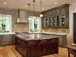 Square Kitchen Layout Kitchen Table And Wooden Kitchen Cabinet Small U Shaped Kitchen In