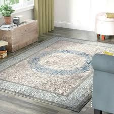 light gray blue area rug 9x12