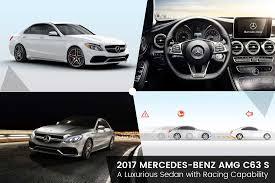 2017 Mercedes-Benz AMG C63 S - Luxurious Sedan Review
