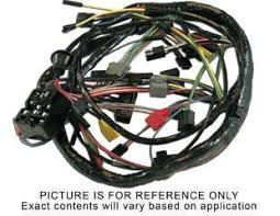 64 65 falcon headlight extension wiring harness (alloy metal's Ford Falcon Wiring Harness 65 falcon convertible complete under dash wiring harness w fuse box for dual speed wipers 1963 ford falcon wiring harness