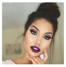 dark purple lipstick makeup fall lipstick colors dark eye makeup fall nail color lip colors dark