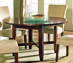delightful round dining room table inch sets