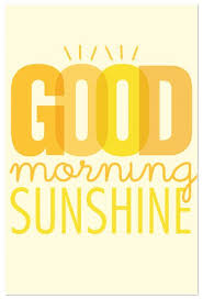 Good Morning Sun Quotes Best of Good Morning Sunshine I Hope You Have A Wonderful Day I'm