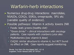 Ssri Drug Interaction Chart Herb Drug Interactions Ppt Video Online Download
