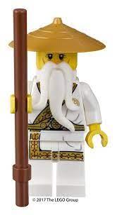 LEGO® Ninjago®, Masters of Spinjitzu - Die geheime Welt der Ninjas, m. Sensei  Wu Minifigur Buch versandkostenfrei bei Weltbild.at bestellen