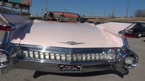 1959 Cadillac Convertible Classic Car - YouTube